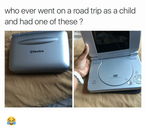 Growing up: Who ever Went on a road trip as a child and had One Of these ? 😂