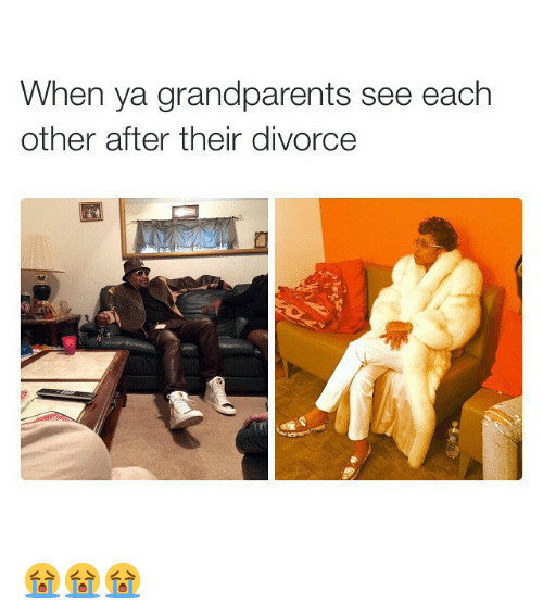 Divorce dating meme