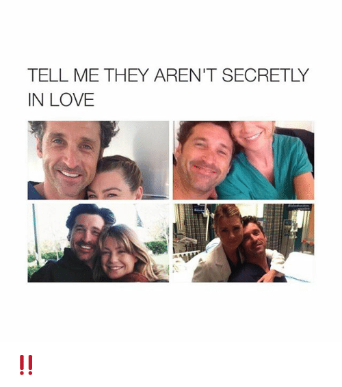 Girl Memes: TELL ME THEY AREN'T SECRETLY  IN LOVE ‼️