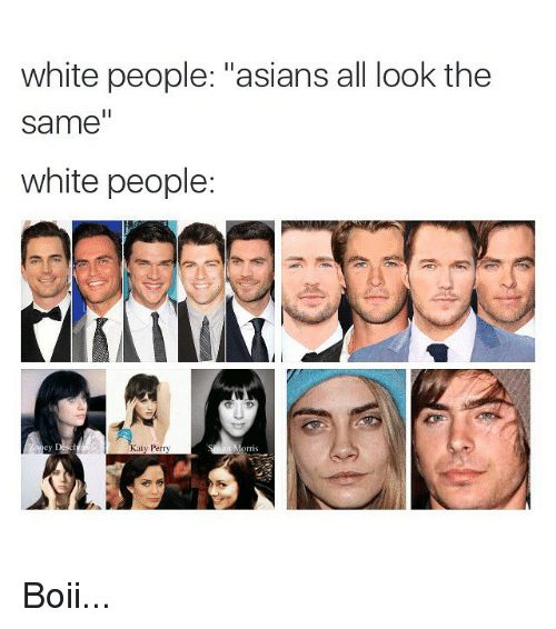Exact Asian girls look the same agree with