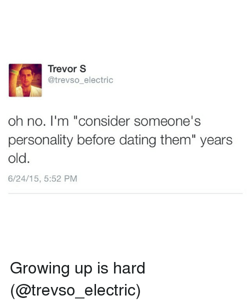Dating someone 15 years older