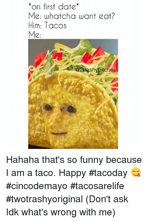 What is taco on dating sites
