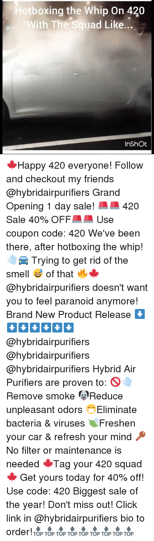 Smoke day coupon code