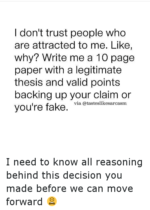 people who write papers