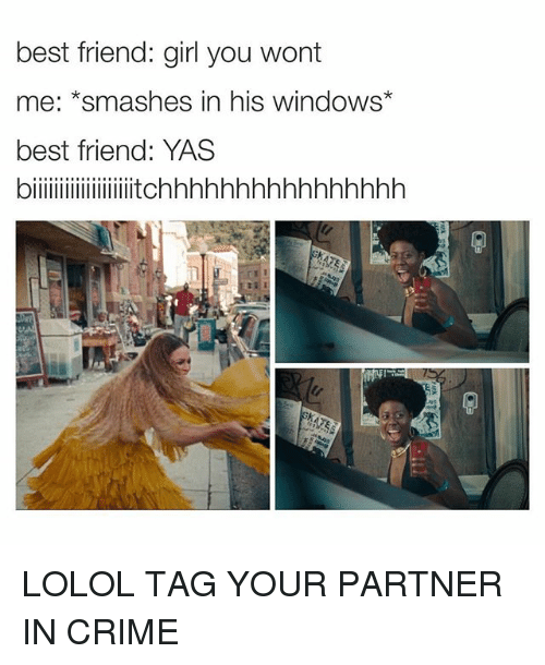 Tag your girl best friend instagram