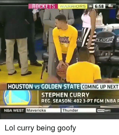 ROCKETS WARRIORS IN 658 HOUSTON Vs GOLDEN STATE COMING UP