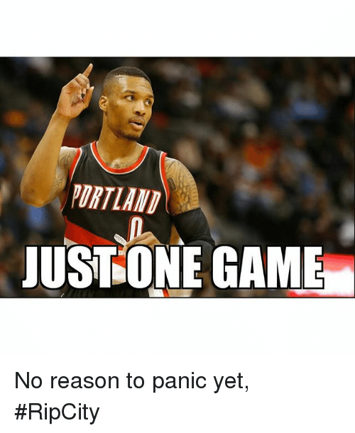 Portland Blazers Tonight: Funny Portland Trail Blazers Memes Of 2016 On SIZZLE