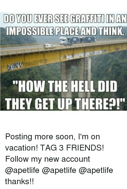 25 Best Memes About Im On Vacation