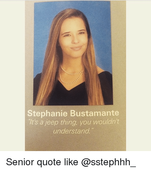 Search Good Senior Quotes Memes On Me.me