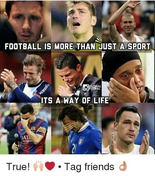 soccer more than just a sport
