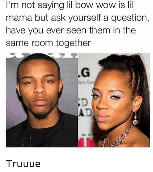 Instagram Truuue 2129fe 🔥 25 best memes about lil bow wow lil bow wow memes,Bow Wow Meme