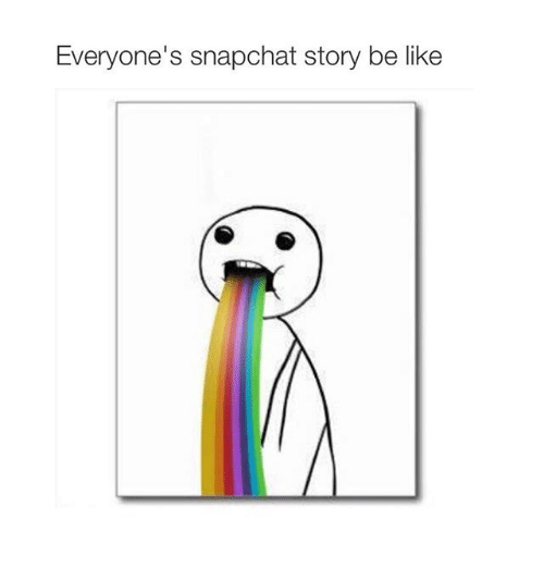 how to get rid of a snapchat story