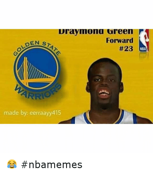 Basketball, Draymond Green, and Nba: 😂 nbamemes