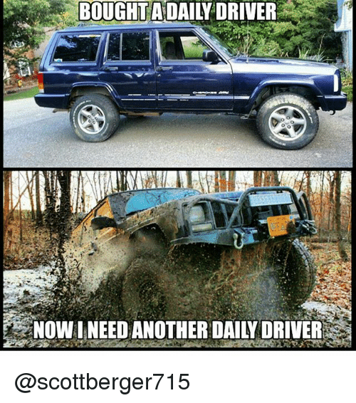 The Jeep We Purchased: BOUGHT A DAILY DRIVER Oo NOW I NEED ANOTHER DAILY DRIVER