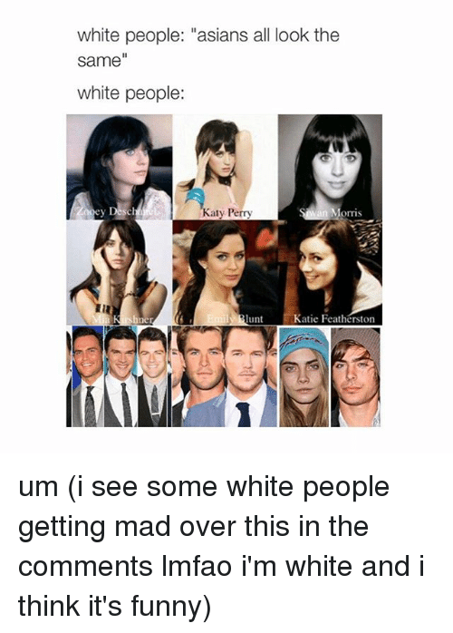 All asian men look the same