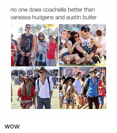 O Our EY ?Aldo No One Does Coachella Better Than Vanessa Hudgens ...