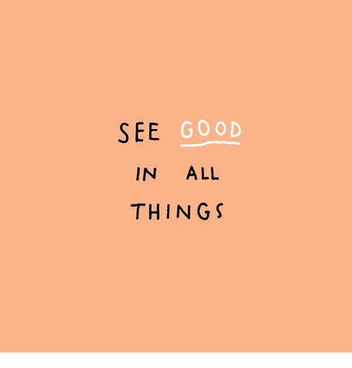 see good in all things good meme on sizzle