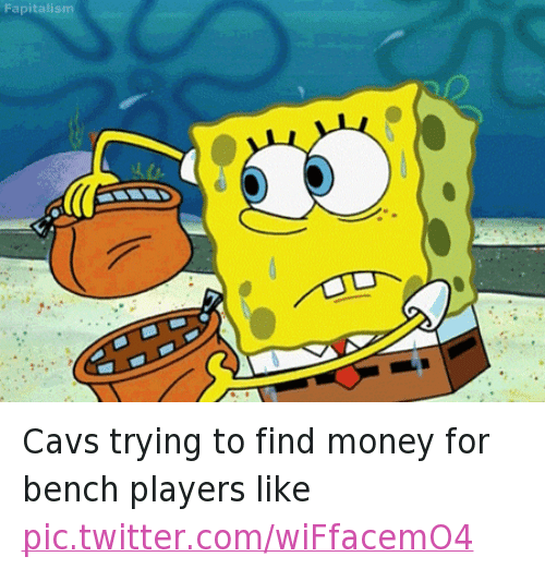 25+ Best Memes About Cavs, Money, and SpongeBob | Cavs, Money, and SpongeBob Memes