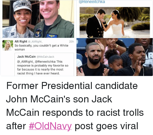 Mccain Son Marries African American: Funny Mixed Race Memes Of 2016 On SIZZLE