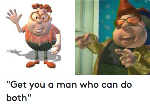 """Funny, Hood Shit, and Who Can Do Both: """"Get you a man who can do both"""""""