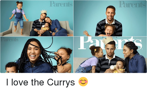 Ayesha Curry, Love, and Parents: ou   Parents   7.   healthy  appy &amilies  ONE AMAZING TEAM  STEPHEN AND  AYESHA CURRY TALK  COURTSHIP FAME  AND PARENTHOOD,  PAGE 88 I love the Currys 😊