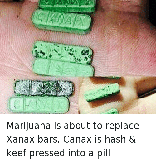 how to know fake xanax