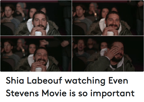 the importance of watching such films The importance of watching movies  now i don't want the films he has small cameos in or is part of a bigger ensemble, such as anchorman which i would .
