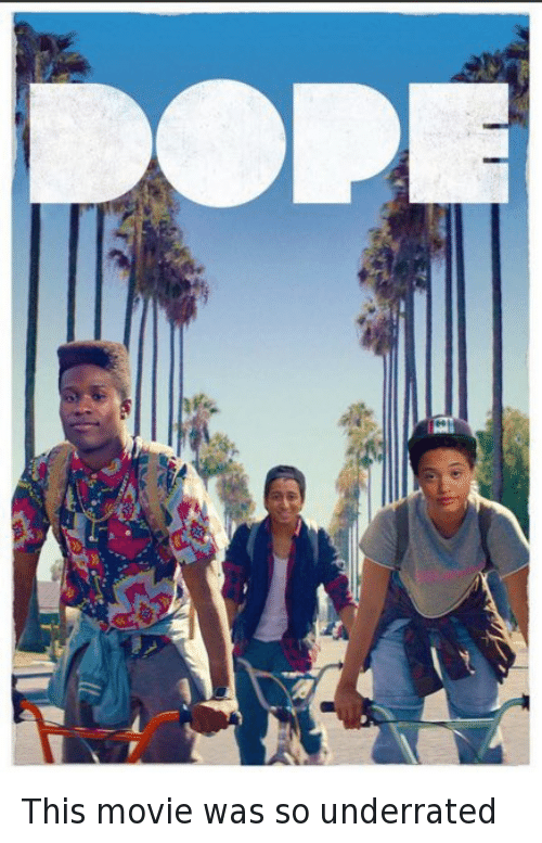 Funny, Movies, and Hood Shit: This movie was so underrated