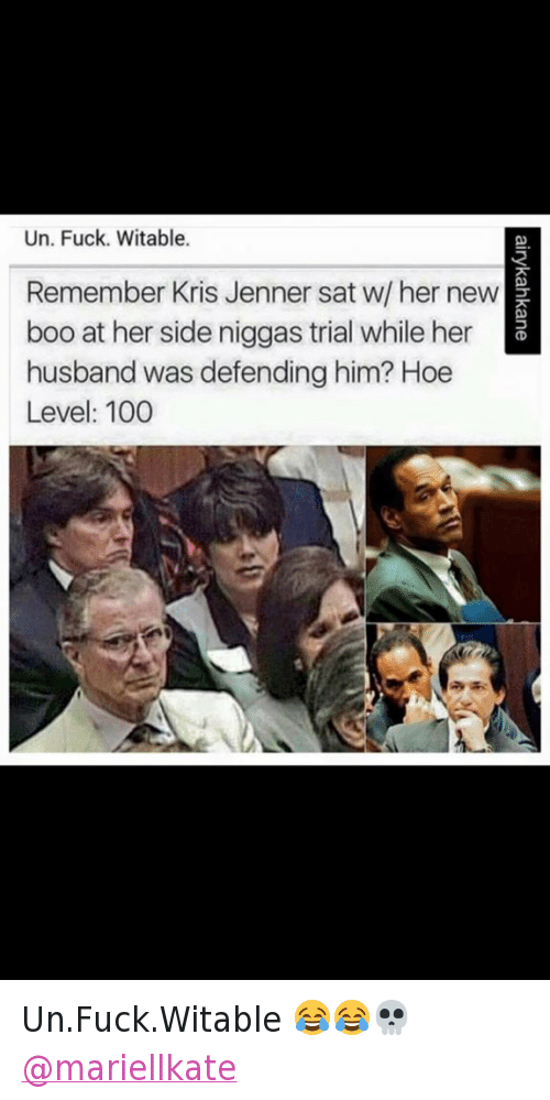 Twitter Un Fuck Witable mariellkate 692906175176683521 🔥 25 best memes about kris jenner and oj simpson kris jenner and