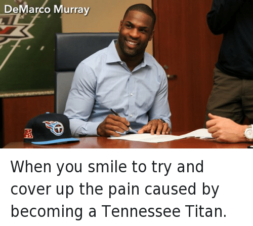 Photo Of Tennessee Firefighter Cradling Little Girl After: Funny DeMarco Murray, Football, NFL, And Sports Memes Of