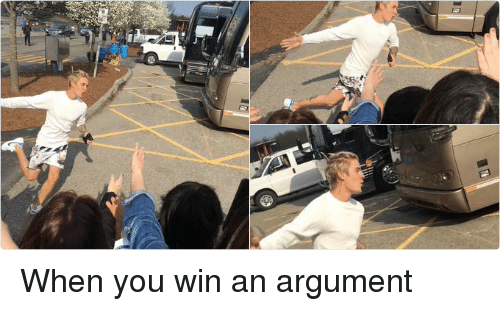 Girl Memes: in   69 When you win an argument
