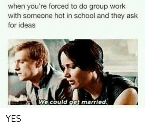 Funny Memes About Group Work : Best memes about group work