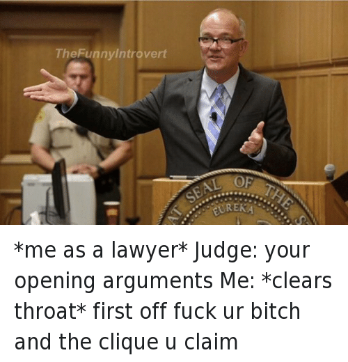 How to tell federal judges to fuck off