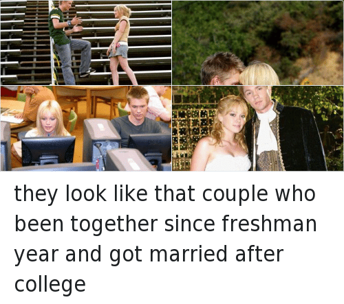 Funny Memes For Married Couples : Best memes about freshman year