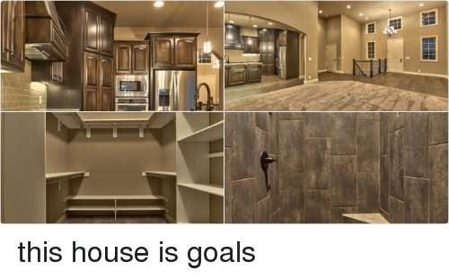 This House Is Goals Goals Meme
