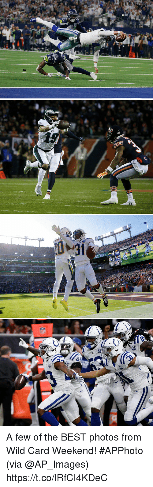 ap images: A few of the BEST photos from Wild Card Weekend! #APPhoto  (via @AP_Images) https://t.co/lRfCI4KDeC
