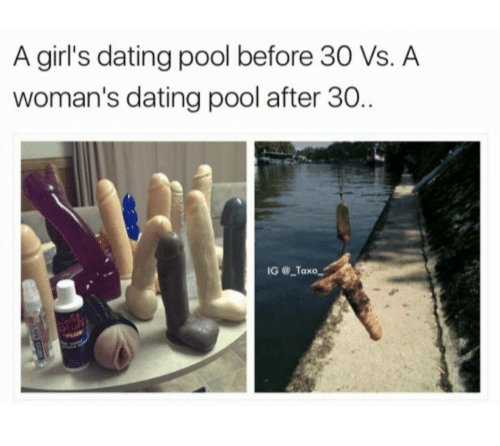 Dating pool in your 30s in Sydney