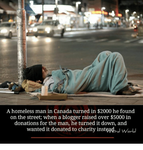 crazy homeless man essay Are the homeless crazy by jonathan kozol download pdf read online this article is available in pdf and microfiche formats only you are currently viewing this.