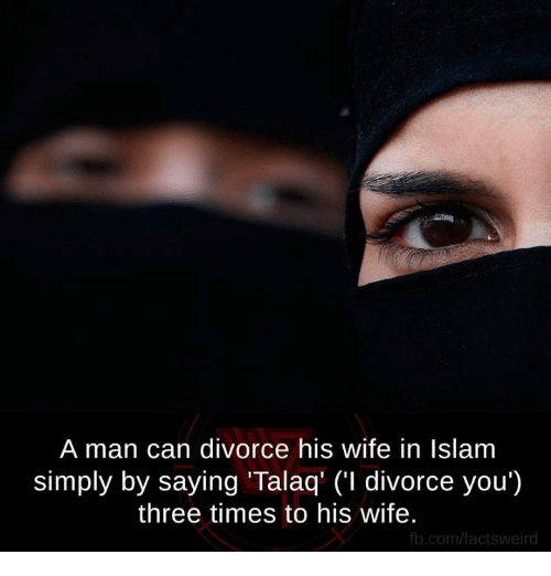 how to give divorce in islam