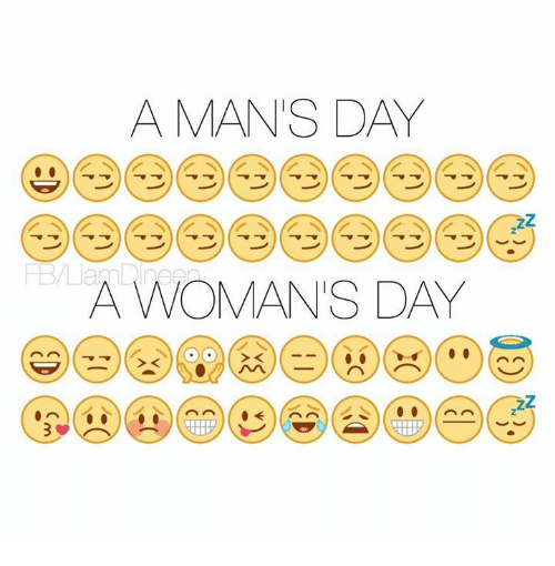 Funny Memes About Women S Day : A man s day womans funny meme on sizzle