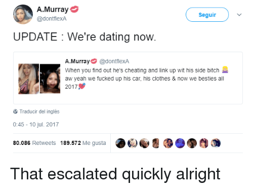 We're dating now ost