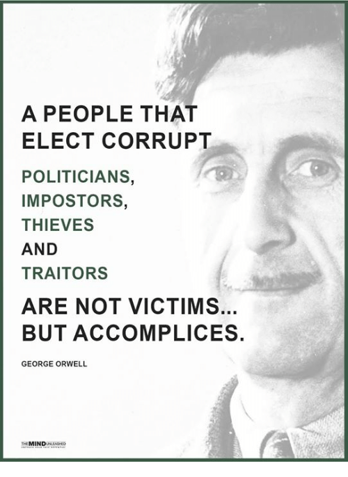 25  best memes about george orwell