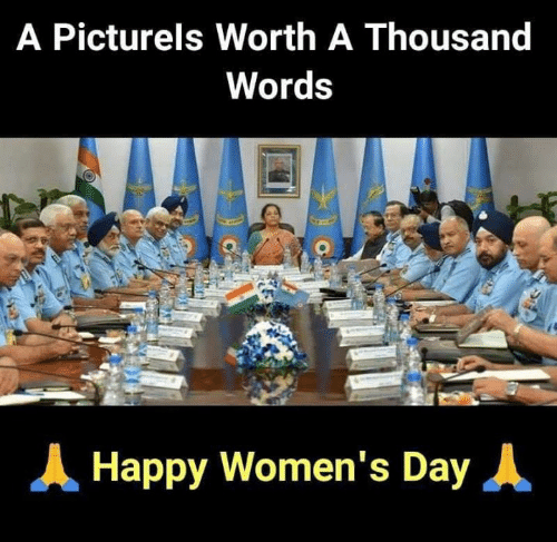 womens day: A Picturels Worth A Thousand  Words  Happy Women's Day