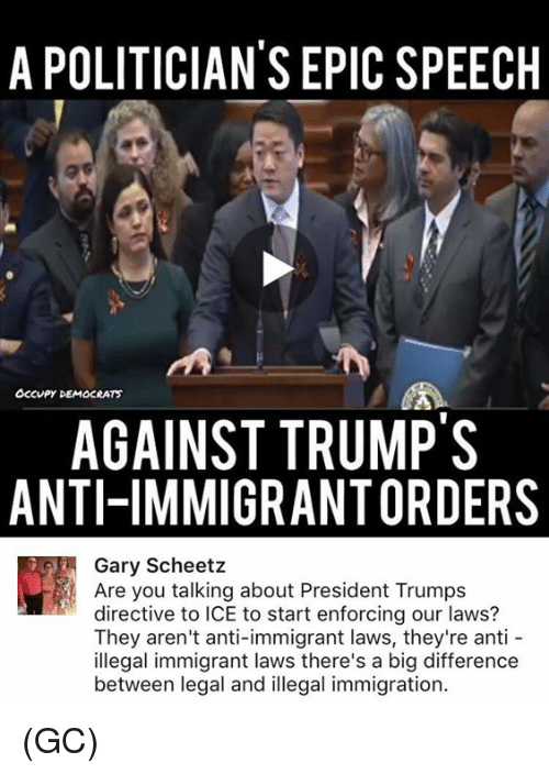 Funny Illegal Immigrant Memes of 2017 on SIZZLE | Illegal ...