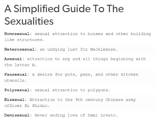 dank and lust a simplified guide to the sexualities homosexual sexual attraction