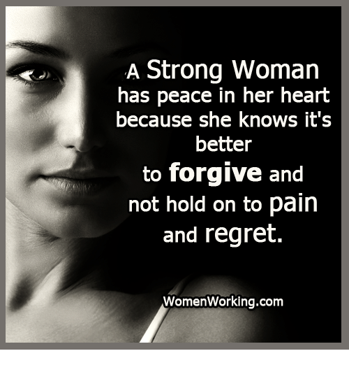 A Strong Woman Loves Forgives Walks Away Quote: Search Strong Women Memes On Me.me