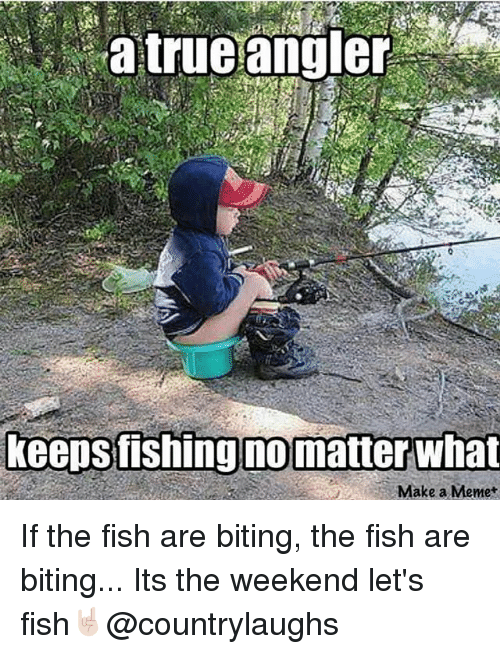 25 best memes about make a meme make a memes for Where are the fish biting