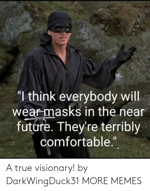 Visionary: A true visionary! by DarkWingDuck31 MORE MEMES