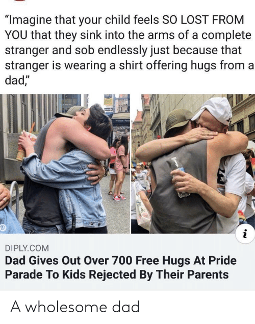 Dad: A wholesome dad