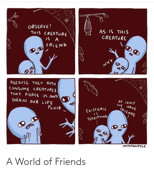 World Of: A World of Friends